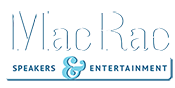 Macrae Speakers & Entertainment Retina Logo
